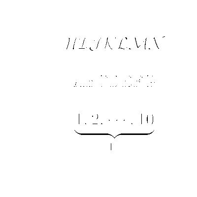 authentic math formula in R