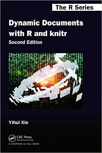 knitr - Elegant, flexible, and fast dynamic report
